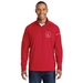 Men's Sport-Wick Stretch ½ Zip Pullover - ST850.RED.XS